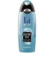 Dushigeel men comfort dive 250ml