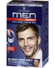 Juuksevärv Men Perfect 70 Natural Dark Brown