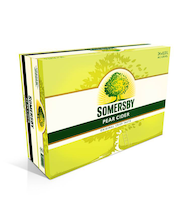 Somersby Pear siider 4,5% 7,92L