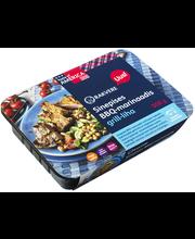 Sinepises bbq marinaadis grill-liha 500 g