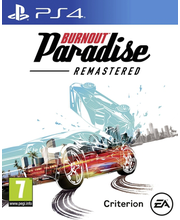 PS4 mäng Burnout Paradise Remastered