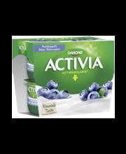 Activia jogurt 4 x 125 g, mustika