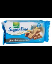 Suhkruvabad šokolaadivahvlid 60 g