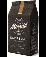 Kohvioad Merrild Espresso 1 kg