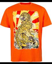 Meeste t-särk, oranz xl