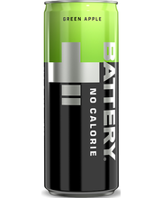 Battery Green Apple no cal. 330ml