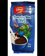 Paisutatud riis šokolaadiga 150 g