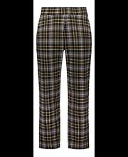 Naiste püksid tartaani must l