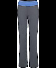 naiste treeningpüksid m hall/sinine