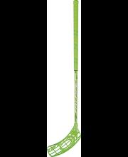 Saalihokikepp Venom 85 cm, vasak, roheline