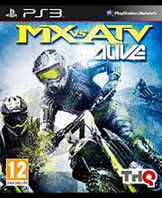 PS3 mäng MX vs ATV Alive