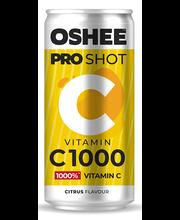 Oshee Pro Shot vitamiinijook c1000, 200 ml