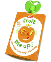 Andros Fruit Me Up! õuna-mangomaitseline vahepala 90 g