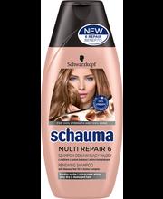 Shampoon multi repair 6 250ml