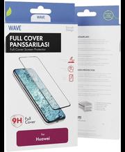 Kaitseklaas Huawei P3 Lite, must raam