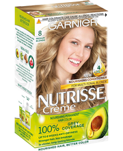 Juuksevärv Nutrisse 8.0 Medium Blond