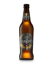 Knights Malvern Gold siider 6%, 500 ml