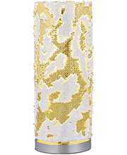Lauavalgusti Pail 40 cm, valge/kuldne