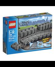 LEGO City Paindlikud rööpmed 7499
