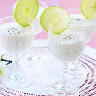 Õuna-jogurtisorbett