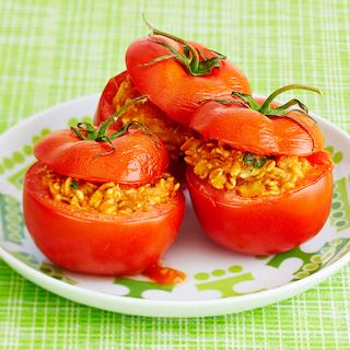 Odratäidisega tomatid