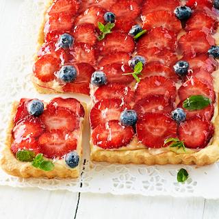 Prantsuse maasikakook
