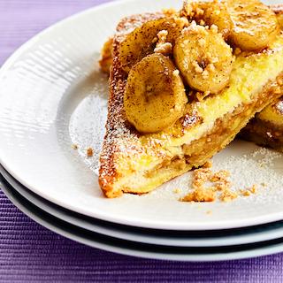 Banaani-soolapähkli röstsaiad