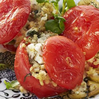 Odra-fetatäidisega tomatid