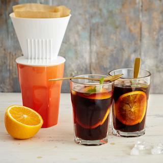 Apelsinikohv külmpruulitud kohvist