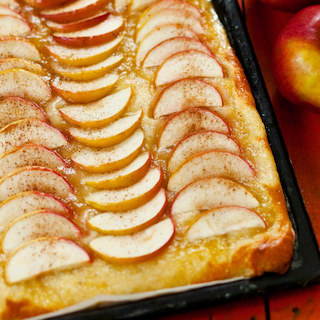 Mahlane õunapirukas