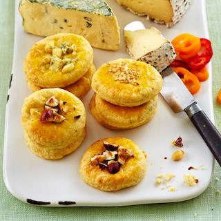 Muredad juustuküpsised