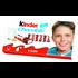 Kinder piimatäidisega piimašokolaad T8 100 g