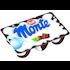 Monte šokolaadi-pähkli piimadessert