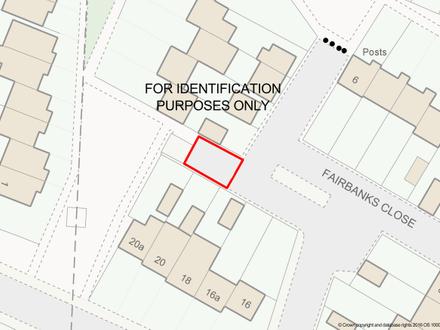 Plot 2: Parcel of land near Coventry University Hospital