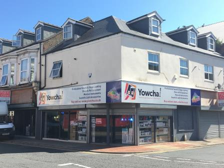 Recently Refurbished Retail Unit For Investment