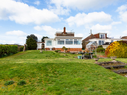 Extended Detached Chalet Bungalow with Stunning Views