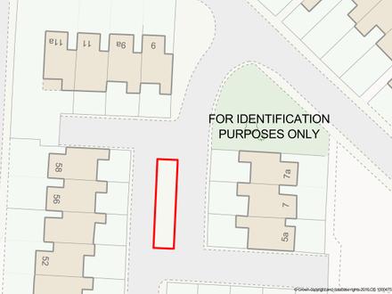 Plot 5: Parcel of land near Coventry University Hospital
