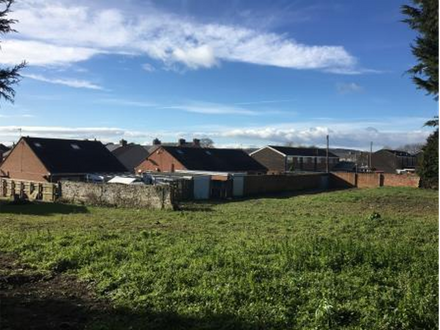 Land With Outline Planing Permission For Four Semi-detatched Bungalows