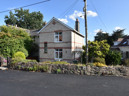 Character Semi Detached House in Popular Village