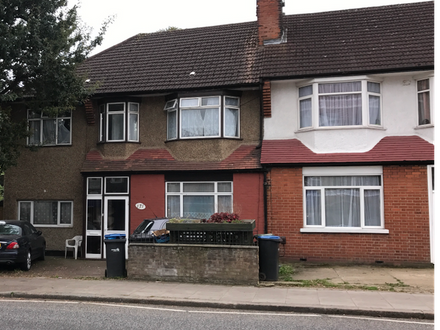 Substantial Double Fronted Semi-Detached House