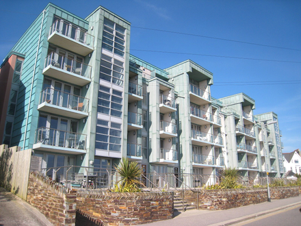 Cash purchase only 2 bedroom headland apartment