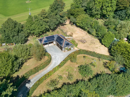 Building Plot with Full Planning Permission for Luxury Detached Home