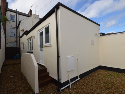 SELF CONTAINED ATTACHED BUNGALOW WITH PARKING