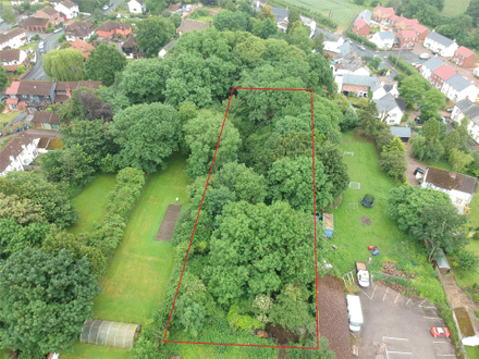 Valuable strategic land of approx .6 of an acre