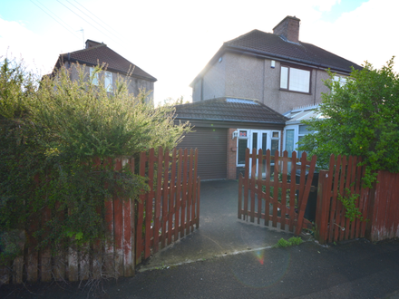 TWO BEDROOM SEMI DETACHED PROPERTY