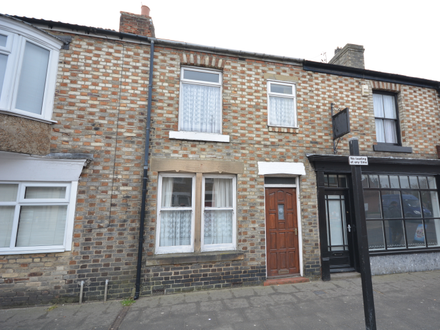 TWO BEDROOM MID TERRACE PROPERTY IN NEED OF MODERNISATION