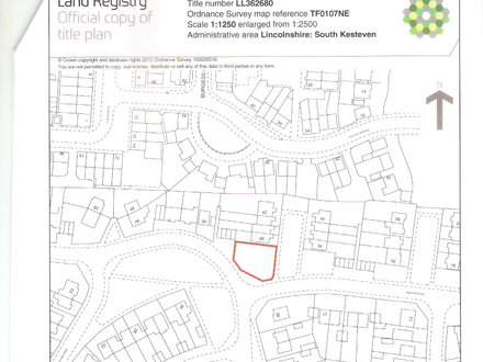Corner Plot of Land in Stamford with scope for numerous uses subject to planning consent