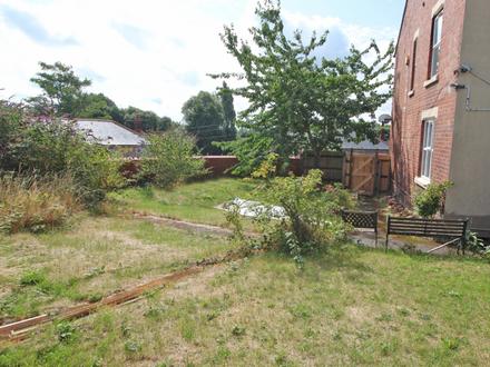 Land at 81 Benjamin Road, Wrexham. LL13 8EG