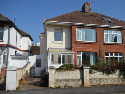 SUBSTANTIAL 3 BEDROOM SEMI-DETACHED HOUSE