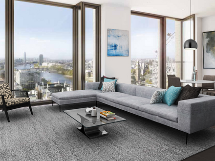 Luxury Two Bedroom Apartment in Southbank Place